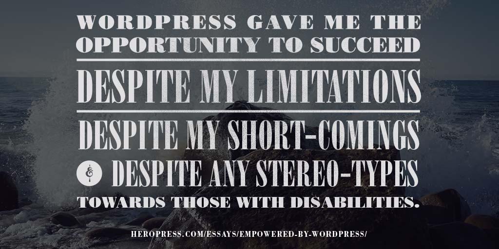Empowered by WordPress