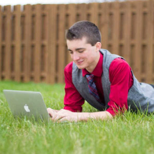 Photo of Caleb Burks