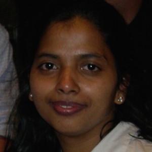 Photo of Sheeba Abraham