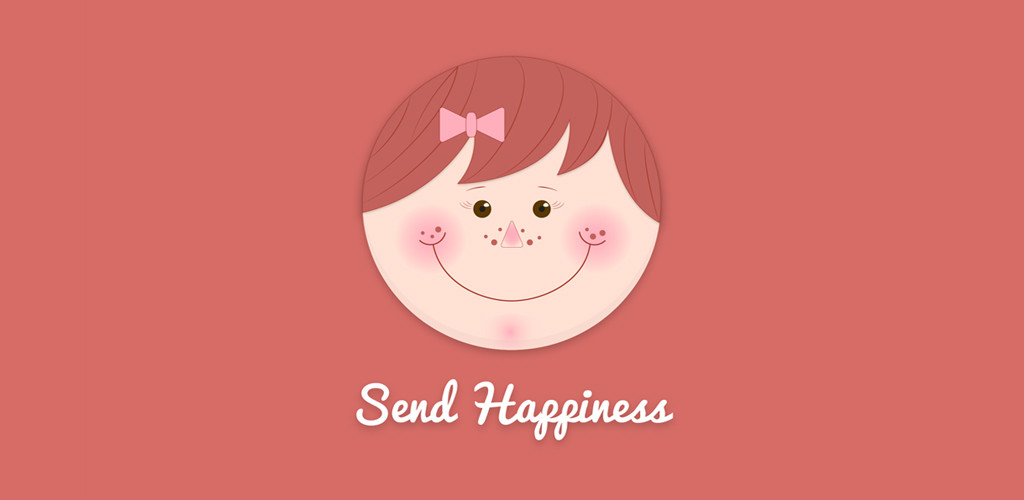 Sending Happiness with WordPress