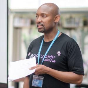 Photo of Thabo Tswana