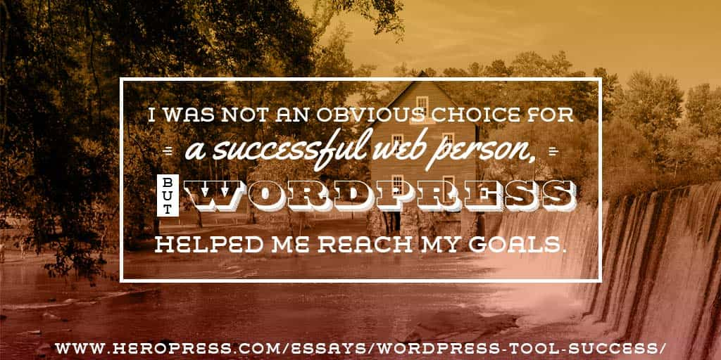 WordPress: A Tool for Success
