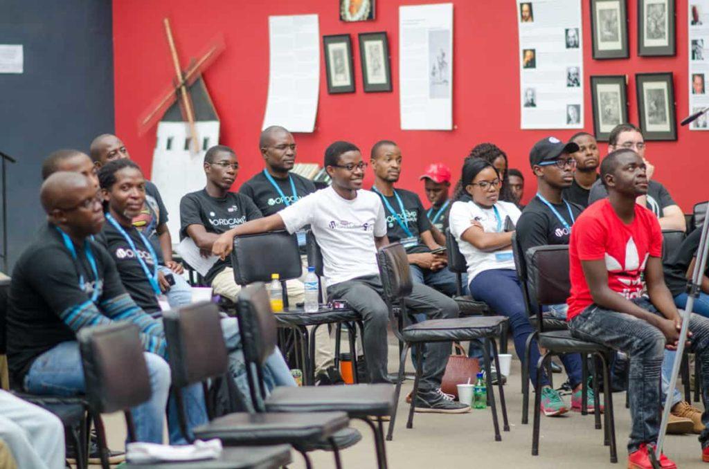 First WordCamp Harare at Harare City Library
