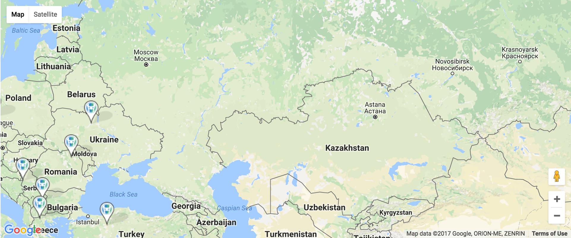 HeroPress Geography: Eastern Europe