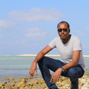 Photo of Jamaal Jaamac