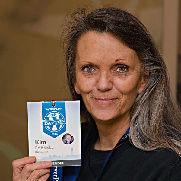Kim Parsell, WordCampt Dayton 2014