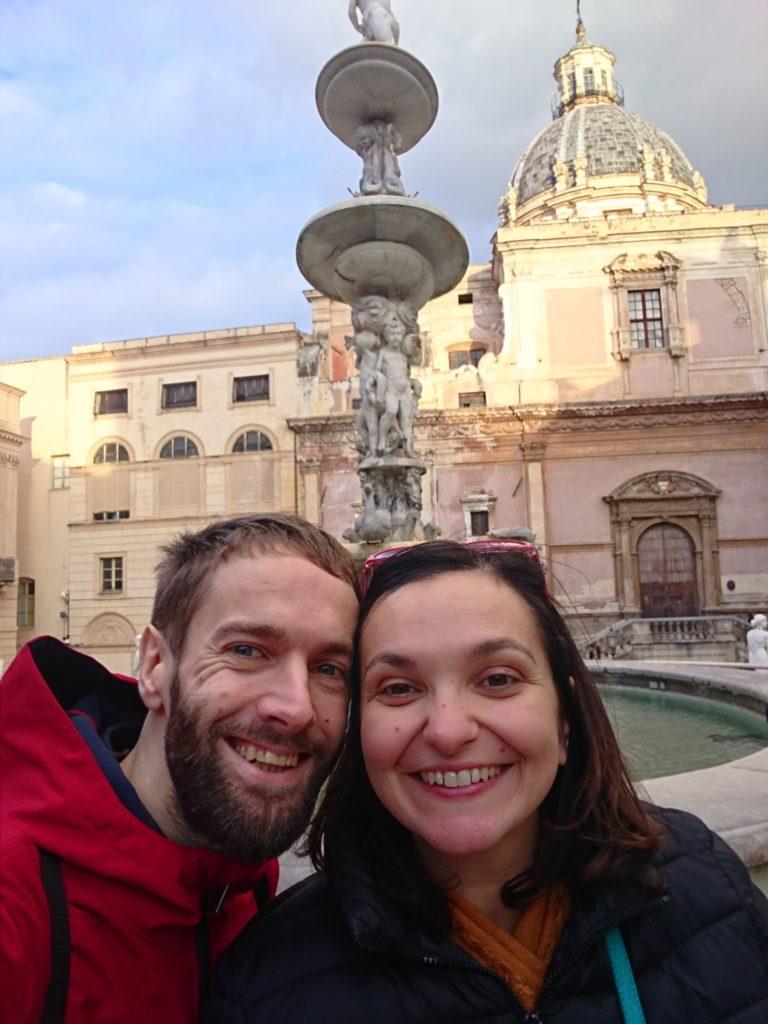 John and Francesca