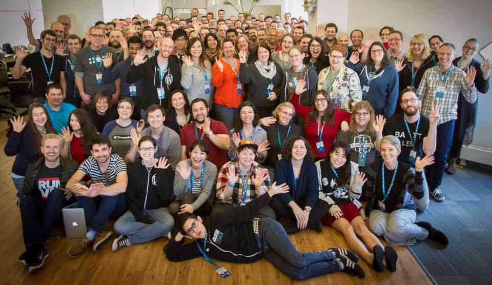 Community Summit Group Photo