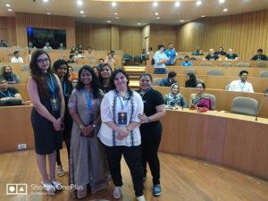 Panel Group Selfie - WC Nashik 2017
