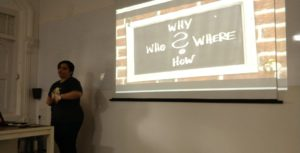 Conducted my first meetup - WordPress Mumbai