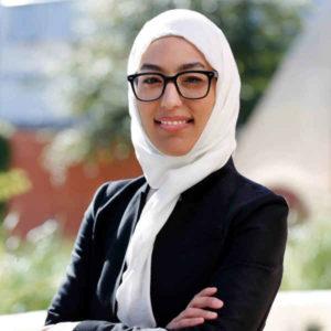 Photo of Amena Mabrouk