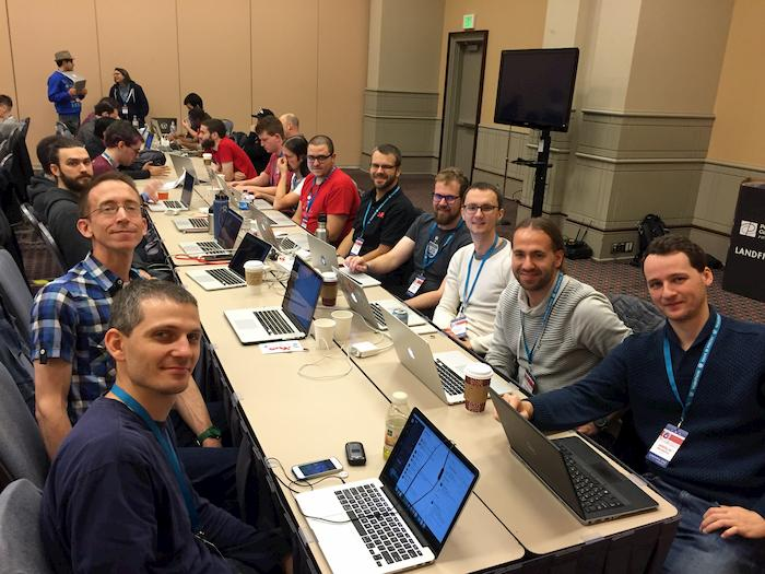 XWP At WordCamp US Contributor Day, 2017