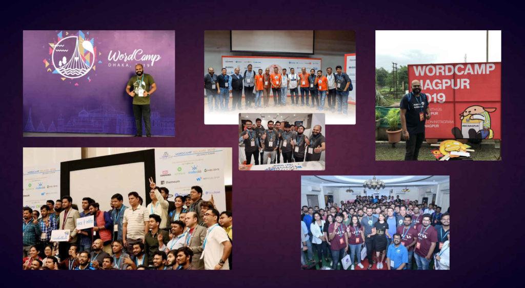 Gobinda's Journey to WordCamps
